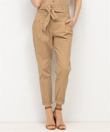 Caroline Biss Baggy Pants mit hoher Taille