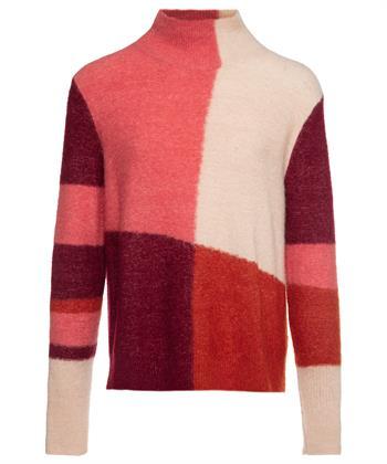 Caroline Biss Pullover Colorblock