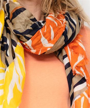 Codello sjaal tijgerprint