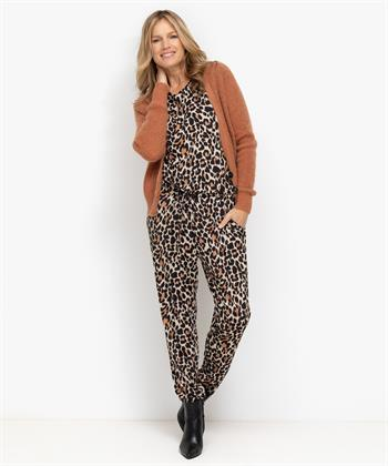 Emotions Jumpsuit Animal Print