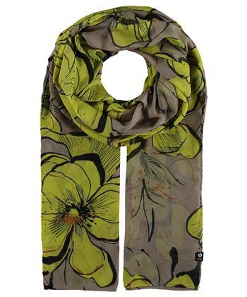 Fraas sjaal grote bloem