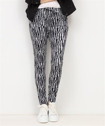 Jane Lushka Hosen Anna Animal Print