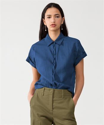 Luisa Cerano blouse ramie