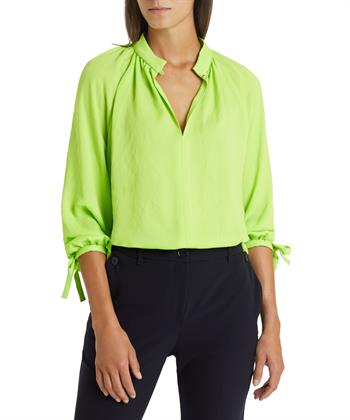 Marc Cain blouse 3/4 strikmouw