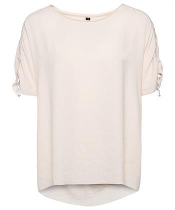 Marc Cain blouse met drawstrings