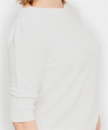 No Man's Landhemd mit Puffärmeln