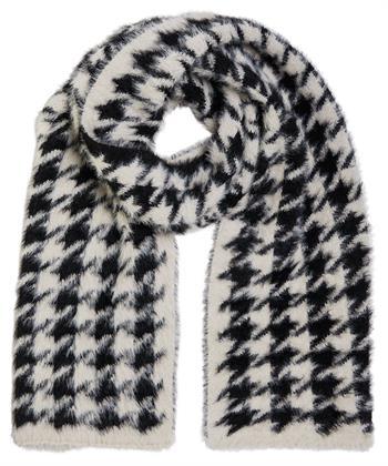 Oui shawl pied-de-poule