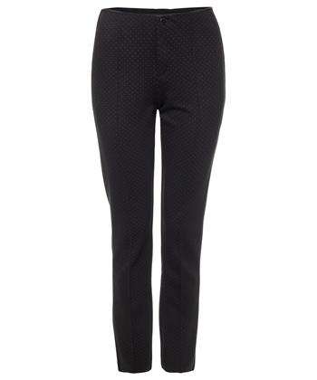 Rosner Antonia Dot Skinny Pants