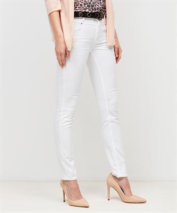 Rosner broek Antonia jeans wit