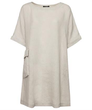 Sarah Pacini linnen jurk