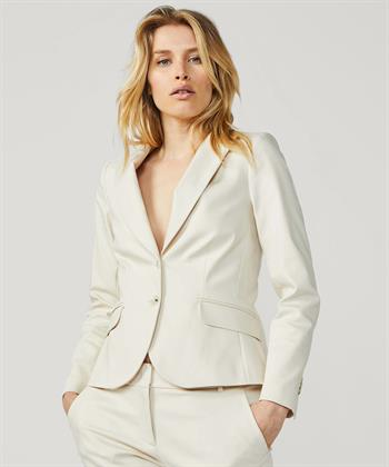 Summum basic blazer stretch