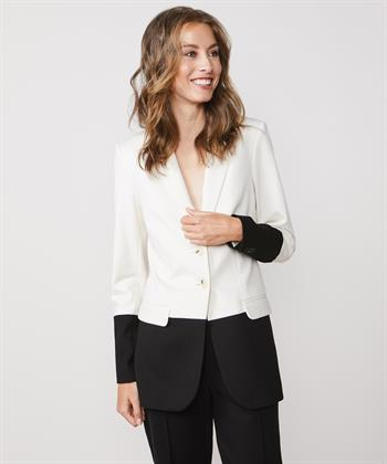 Summum colorblock blazer