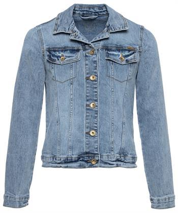 Summum maßgeschneiderte Jeansjacke