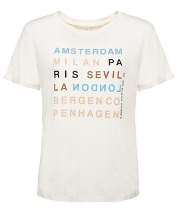 Summum T-Shirt Städte drucken