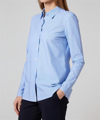 TRVL DRSS blouse gestreept