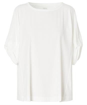 TRVL DRSS shirt omslag mouw